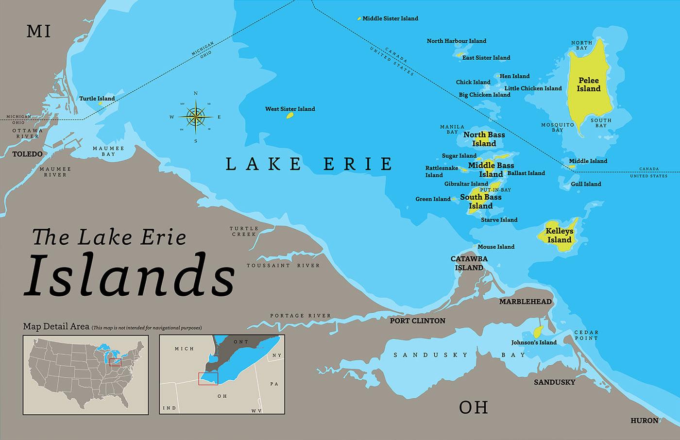Boating-Marine Weather & Data – Shelby Ohio Weather